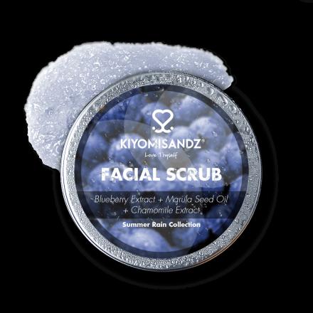Blueberry Facial Scrub