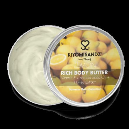 Lemon Rich Body Butter