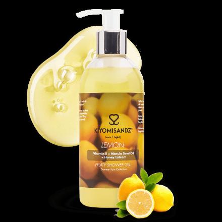 Lemon Shower Gel