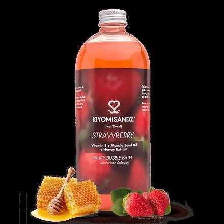 Strawberry Bubble Bath